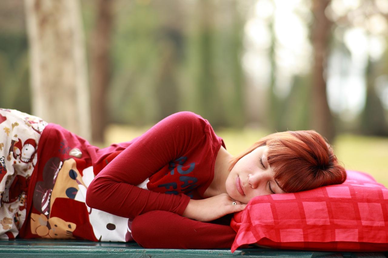 Jak docílit lepšího spánku